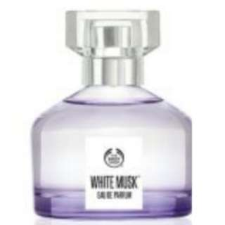 The body shop EDP white musk