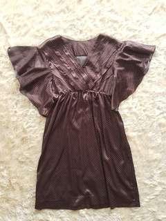 Choco kimono dress