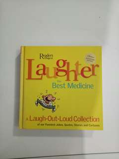Reader's Digest Laughter the Best Medicine (collector's edition)