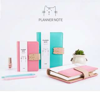 🚚 I am cat - diary Filofax planner