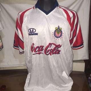 ESMIR white printed jersey drifit plus size shirt xl