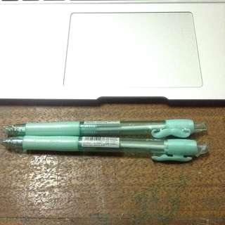 #B4 2 Typo mustache pen