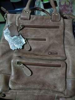Brown Chloe Bag