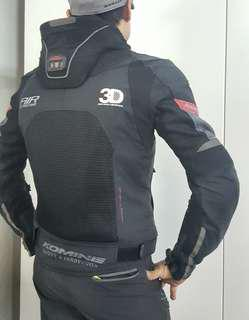 Komine JK079 Jacket