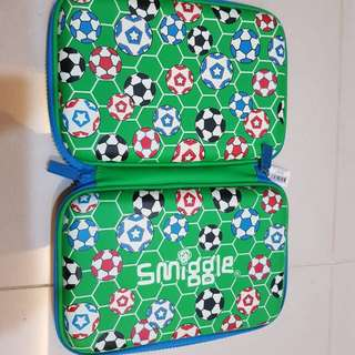 Smiggle Soccer Pencilcase