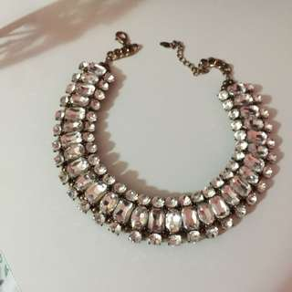 Sparkly choker/necklace