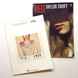 Taylor Swift Music Books