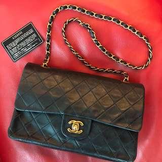 🚚 經典款Chanel coco 25cm