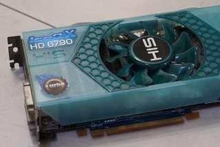 HIS 6790 iceQ X Turbo 1GB GDDR5 PCI-E HDMI DVI MINI-DP
