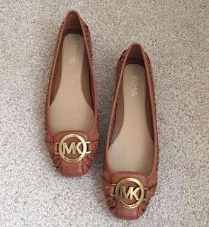 NEW: Authentic Michael Kors Flat Shoes