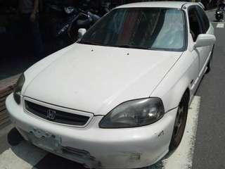 2000年Honda k8   基本改 69999