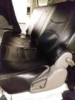 TOYOTA HICE 座位
