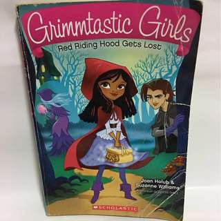 Grimmtastic Girls Storybook