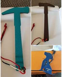 Hermes Petit H 手袋吊飾Charm