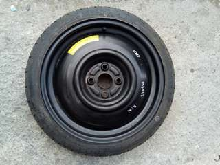 Tyre spare 16