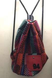 Parfois Draw String Bag
