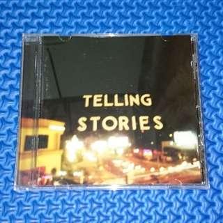 🆒 Tracy Chapman - Telling Stories [2000] Audio CD