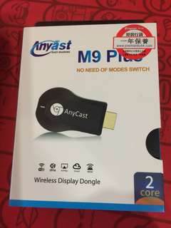 Anycast M9 Plus Wireless Display Dongle