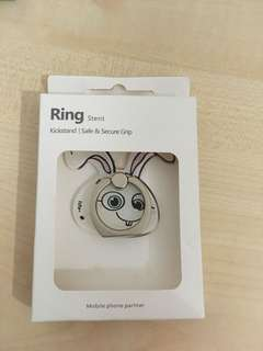 Rabbit Ring Stent
