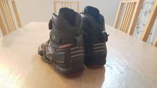 Komine BK 076 Riding Boots