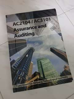 AC2014 / AC3101 Assurance and Auditing