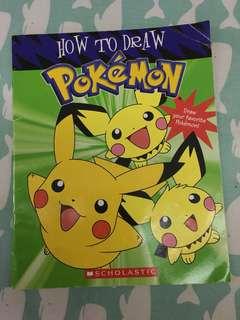 How to draw Pokémon Tracy West