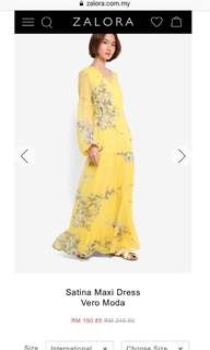 Satina Maxi Dress by Vero Moda