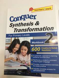 P2 conquer synthesis & transformation assessment book