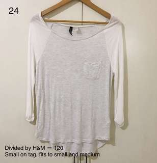 Divided by H&M Longsleeves