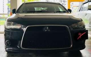 Mitsubishi Lancer EX 2.0 Manual GT