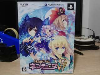 PS3 - Hyperdimension Neptunia V Limited Edition (Japanese Ver.)