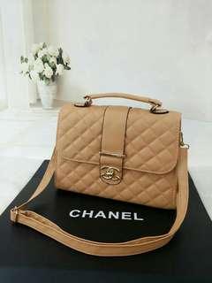 CHANEL  #544 Handbag