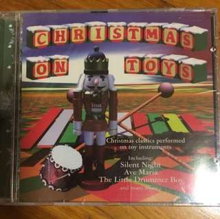 Christmas On Toys ( Children CD )