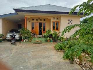 Rumah Di daerah Penfui, dekat bandara Kupang - NTT