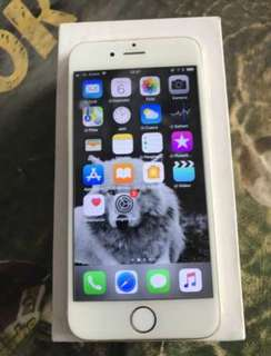 Iphone 6 64gb minus touch id