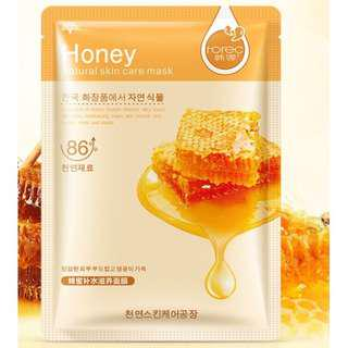 Korean Face Mask Honey