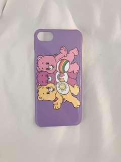 Care bears手機殼~