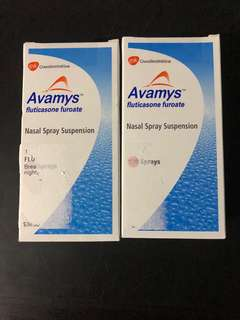 Avamys Nasal Spray Suspension
