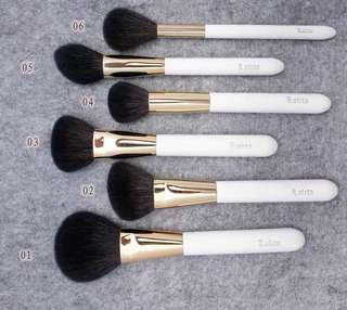 Cashmere soft hair Brush