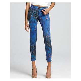 "Size 26-27 Hudson Skinny Jeans ""NICO"" Midrise super skinny"