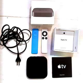 Apple TV3 With original new Apple  Remote