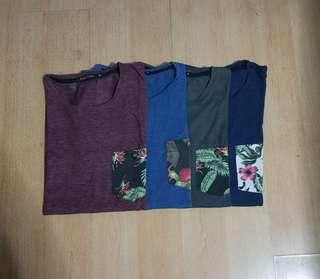 Havana pocket tees tshirt