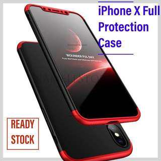 🚚 IPhone X case,  360 Full Protection Case