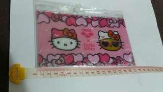 1976, 2014 Sanrio arena x Hello Kitty  透明 袋 (包平郵)