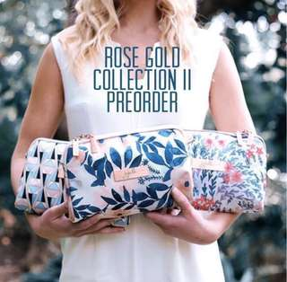 Jujube Rose Gold Collection Preorder