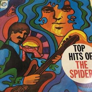 English vinyl record