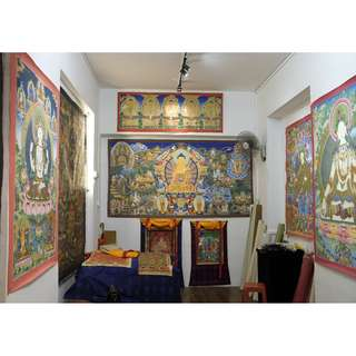 Buddhist Thangka Art Shop