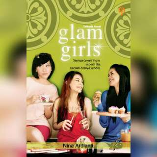 Ebook Glam Girls