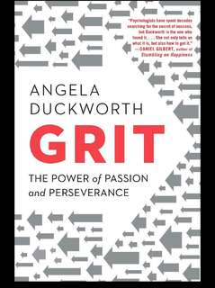 Grit, Power, Passion, Perseverance