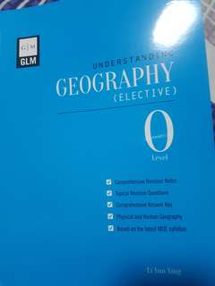 Geography olevel elective